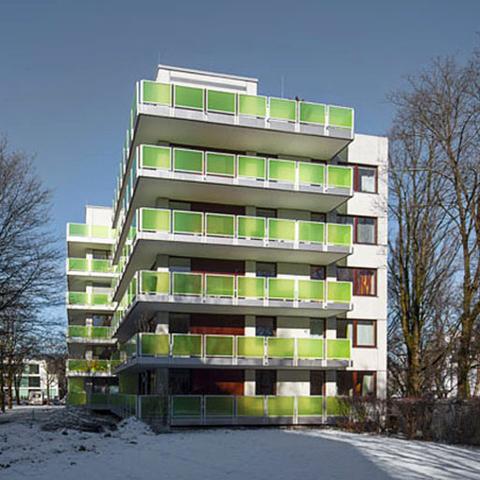 BV: Balkonsanierung, Osterwaldstraße, München – GB ...